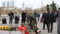 В Калуге открылась «Вахта Памяти-2015»