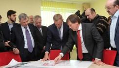 Калужские вузы с рабочей поездкой посетил министр образования и науки РФ Дмитрий Ливанов