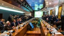 2 апреля губернатор области Анатолий Артамонов принял участие в заседании «Меркурий-клуба»