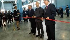 В Калуге открылся новый завод