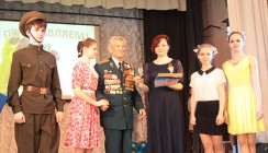 Калужские ветераны посетили гала-концерт фестиваля «Пою тебе, моя Россия!»