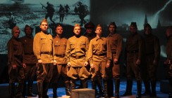 Драматический театр прочитал «Монологи о войне»