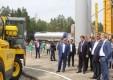 В Калуге открылось новое производство дорожной отрасли «Трансснабстрой»