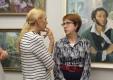 В выставочном зале Дома Художника открылась масштабная юбилейная экспозиция