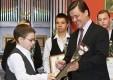 Юные таланты Калужской области получили правительственные стипендии