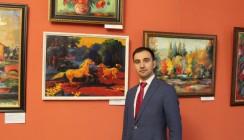 Открылась выставка работ Георгия Товмосяна