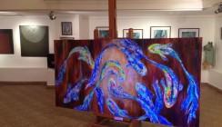 В Калуге проходит выставка современного искусства