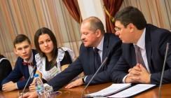 Александр Авдеев советует молодежи учиться