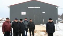 В Малоярославецком районе открылась овцеводческая ферма