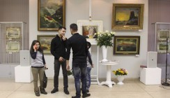 Открылась выставка Садыха Багирова