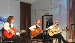 Презентация первого альбома «World of guitar Trio» состоялась в Калуге