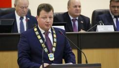 Новым Городским Головой Калуги стал Константин Горобцов
