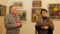 Открылась первая персональная выставка Никифора Яськова