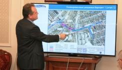 «Синие мосты» планируют расширить до четырех полос