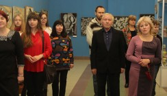 Иван Тарасюк привез в Калугу свои работы