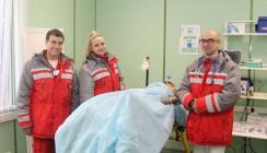 Медицинский центр «Антониус Медвизион» в «Грабцево» готов оказать первую медицинскую помощь
