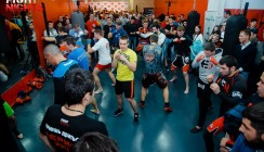 В Калуге открылась академия единоборств «FIGHT NIGHTS»
