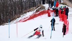 Калужане получили серебро на соревнованиях по горнолыжному спорту