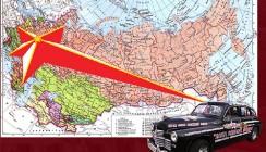 Автопробег «Звезда нашей Великой Победы» пройдет по территории Калужской области