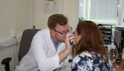 В субботу 28 мая в поликлинике Калужского областного онкологического диспансера прошел День открытых дверей, посвященный профилактике меланомы кожи