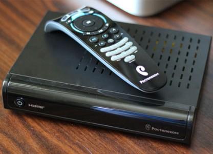 Подключить телевидение стало еще легче с новым форматом от «Ростелекома»