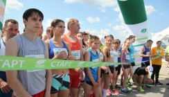 Калужский «Сбербанк» провел юбилейный «Зеленый марафон»