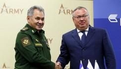 Банк ВТБ и Министерство обороны подписали соглашение о взаимодействии в области военно-патриотического воспитания