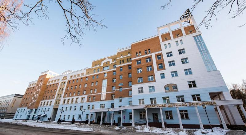 Украинского медицинского центра реабилитации детей с органическими поражениями нервной системы