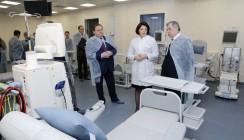 Немецкая компания открыла в Калуге современный диализный центр