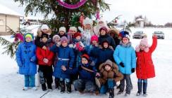 Конно-спортивный клуб «Ренессанс» устроил новогодний праздник для детей-сирот