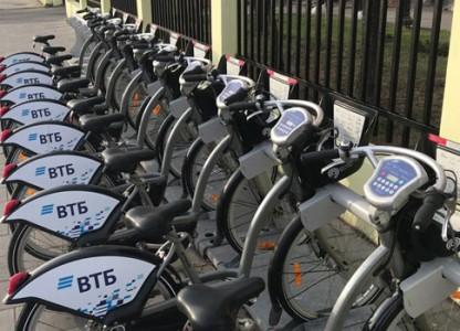 ВТБ: количество велопрокатов в Москве впервые превысило 3 млн