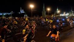 ВТБ поддержит ночной велопарад в Москве