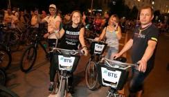 ВТБ поддержит осенний велопарад в Москве