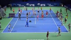 В Москве пройдет юбилейный теннисный турнир ВТБ Кубок Кремля