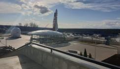«Ростелеком» обеспечивает Wi-Fi-сеть в музее космонавтики в Калуге